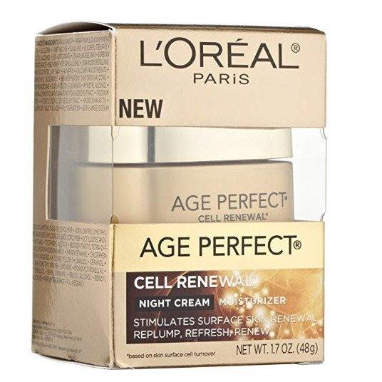 L'Oréal Paris 金致臻颜细胞再生晚霜,1.7盎司