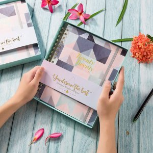 Indeme 2020 Planner - Weekly & Monthly Planner with Gift Box