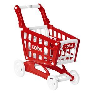 5折 $1收可爱逼真购物篮Little Shop2 手推车、购物篮、围裙购物袋促销