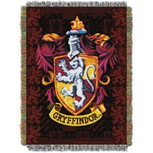 Warner Bros.Disney Harry Potter Gryfindor Throw