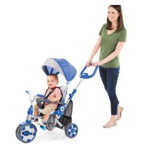 史低价$79.76(原价$194.99)Little Tikes 四合一儿童推车/三轮自行车