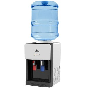 $79.98Avalon Premium Hot/Cold Top Loading Countertop Water Cooler Dispenser With Child Safety Lock