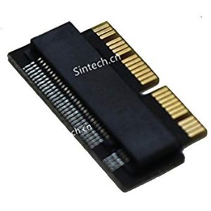 Amazon.com: Sintech NGFF M.2 nVME SSD Adapter Card for Upgrade MacBook Air(2013-2016 Year) and Mac PRO(Late 2013-2015 Year): Computers & Accessories