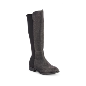 $39.99 + Up to Extra 40% OffStuart Weitzman Girl's 5050 Shimmer Tall Boots