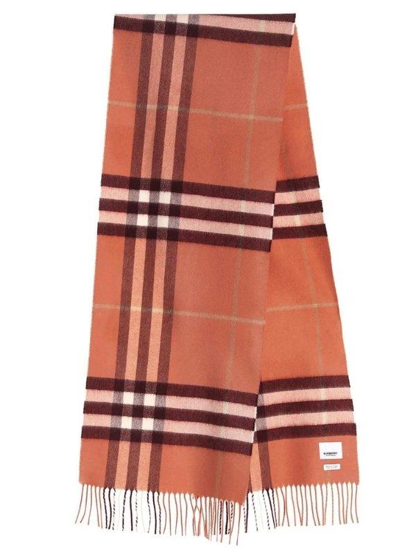 Fringed 围巾