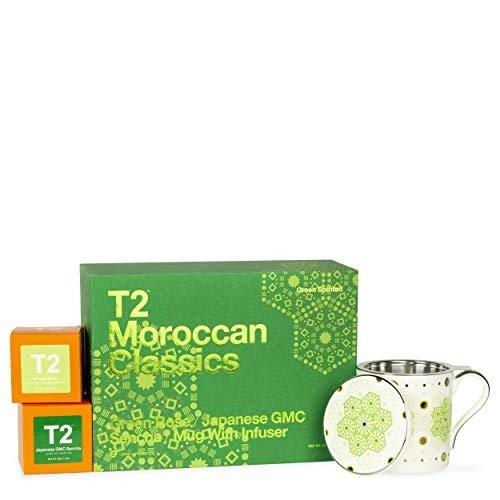 T2 Tea  茶包+马克杯套装