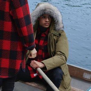 低至5折+额外7折 €458收羽绒服Woolrich 季中大促惊艳闪促 冬季好伙伴 速收比肩大鹅羽绒服