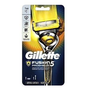 $3.99史低价:Gillette Fusion5 男士剃须刀热卖