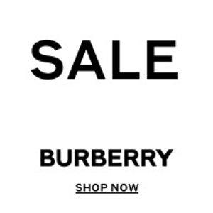 Burberry 精品折扣 风衣、衬衫、包包全上线 新款经典款大狂欢