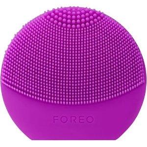 FOREOLuna Play Plus Facial Cleansing Brush, Purple