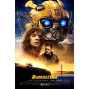 买一赠一今日上映 热门电影《大黄蜂》数字观影票