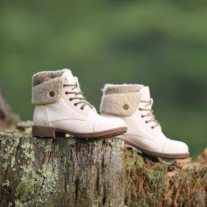 额外8折Boscovs White Mountain 女鞋女靴热卖