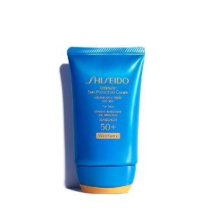 Ultimate Sun Protection Cream SPF 50+ WetForce   SHISEIDO