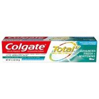 Colgate Total Advanced 清新美白牙膏