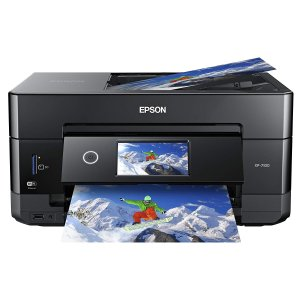 Epson Expression Premium XP-7100 Wireless Color Photo Printer