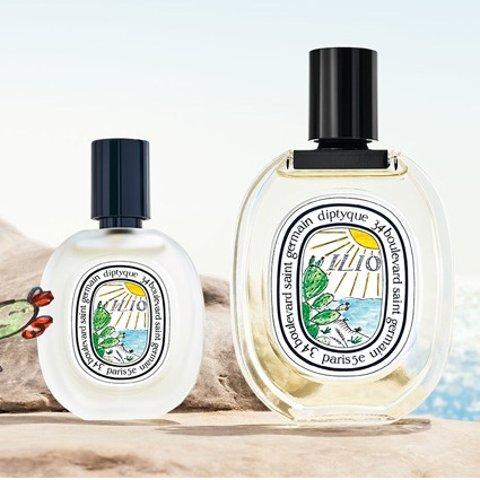6月4日发售 满满夏日气息美妆速递:Diptyque 2021 夏季限定新香 全新柑橘香草身体喷雾