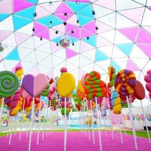 低至7折$19.76(原价$28.23)Sugar Rush巨型糖果展登陆多伦多SQ1 爱吃甜食星人的福音