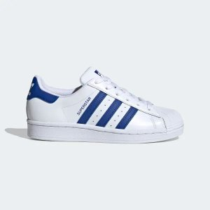 AdidasSuperstar 小白鞋 大童款