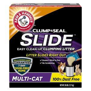 Arm & HammerSlide Cat Litter - Clumping, Multi-Cat