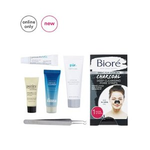 FREE 6 Pc Clear Pores Skinfatuation GiftWith any $50 Online Purchase @ ULTA Beauty