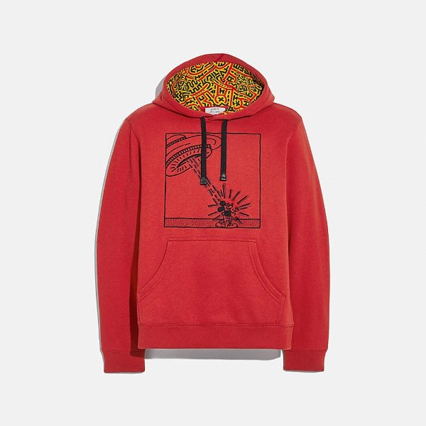 Mickey Mouse X Keith Haring 卫衣