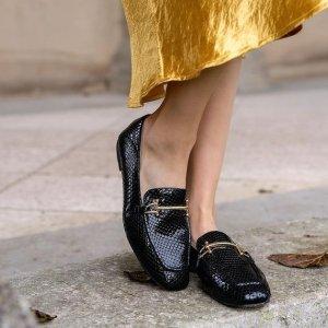 低至4折+最高减$10 真皮乐福鞋$50Clarks 舒适鞋履 SW 5050平替长靴$115 糖果色人字拖$50
