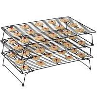 Wilton 可折叠3层烘焙冷却置物架