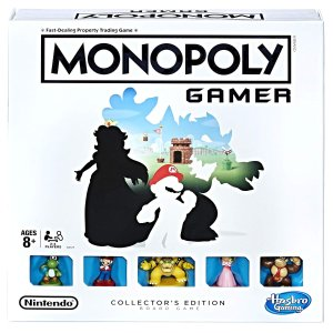 $18Hasbro Monopoly Gamer Collector's Edition