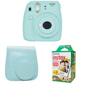 $69.29Fujifilm Instax Mini 9 拍立得 + 相機包 + 20張相紙