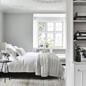 低至5折 床上用品、家用小物全都有The white company 高品质家居用品初冬折扣热卖