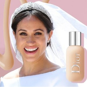 收王妃婚礼同款小奶瓶粉底上新:Dior Backstage 专业彩妆线系列全线