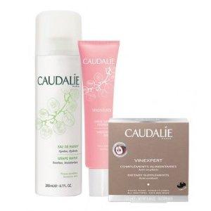 Last Day: Exclusive Dealmoon Bundle! $48 ($75 value)Skincare Set @ Caudalie