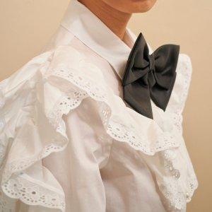 低至5折 €45收蝴蝶结衬衣Sister Jane 宫廷风衬衫上衣大促 可正装可休闲的必备实用单品