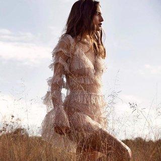 带你看看最值得拥有的仙女裙衣橱必备时尚美裙top10合集 一年四季都要当小仙女