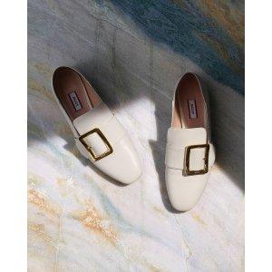 Bally黑色同价Janelle 乐福鞋