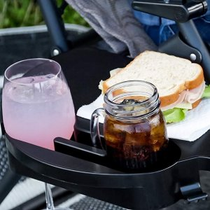 $10.84 (原价$22.28)Camco 零重力椅托盘 提升幸福感神器