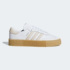 Adidas厚底鞋