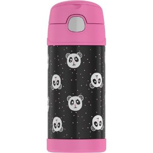 85ce56784a5d ThermosCrckt 12oz Funtainer Water Bottle - Panda