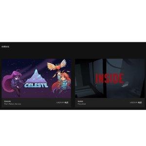 限时免费下载《蔚蓝》+《Inside》PC 数字版 IGN 双满分神作