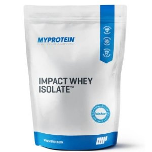 50% Off + Free Shipping5.5lb Impact Whey Isolate @ MyProtien