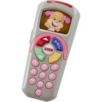 Fisher Price 婴幼儿遥控器玩具-粉色