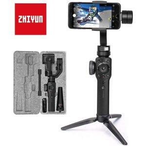 €125.29 随手拍大片智云 Smooth 4 手持电子相机稳定器