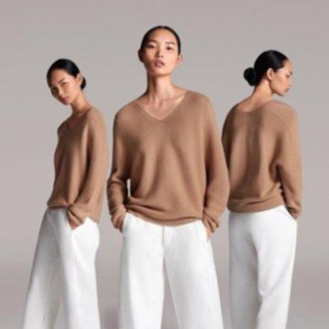 低至4折+满£60减£10 U系列毛衣£24上新:Uniqlo 毛衣针织专区 慵懒高级美 秋冬室内最温柔的一抹暖色就是你