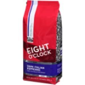 $11.18 唤醒一天好精神Eight O'Clock 法式整豆咖啡  36oz