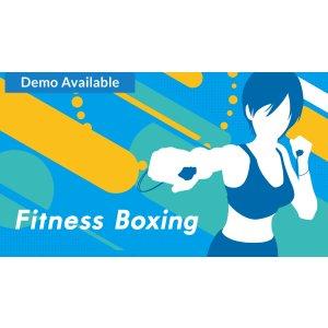 Nintendo健身拳击 switch 数字版