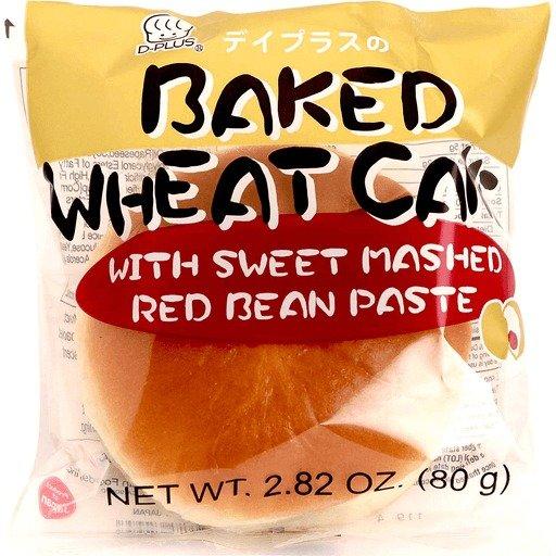天然酵母面包 小仓红豆口味