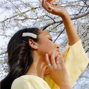 无门槛8.5折Astrid & Miyu 全场精美饰品热卖 珍珠发卡、泫雅风走起