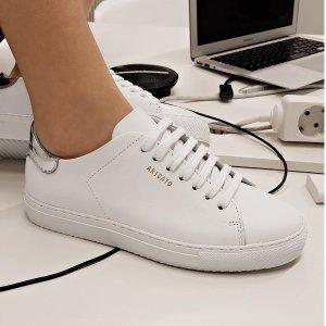 封面同款¥1100 免邮中国Axel Arigato 小白鞋上新8折 时尚搭配必备单品