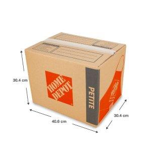 收纳小杂物必备小号纸箱30.4*40.6*30.4cm