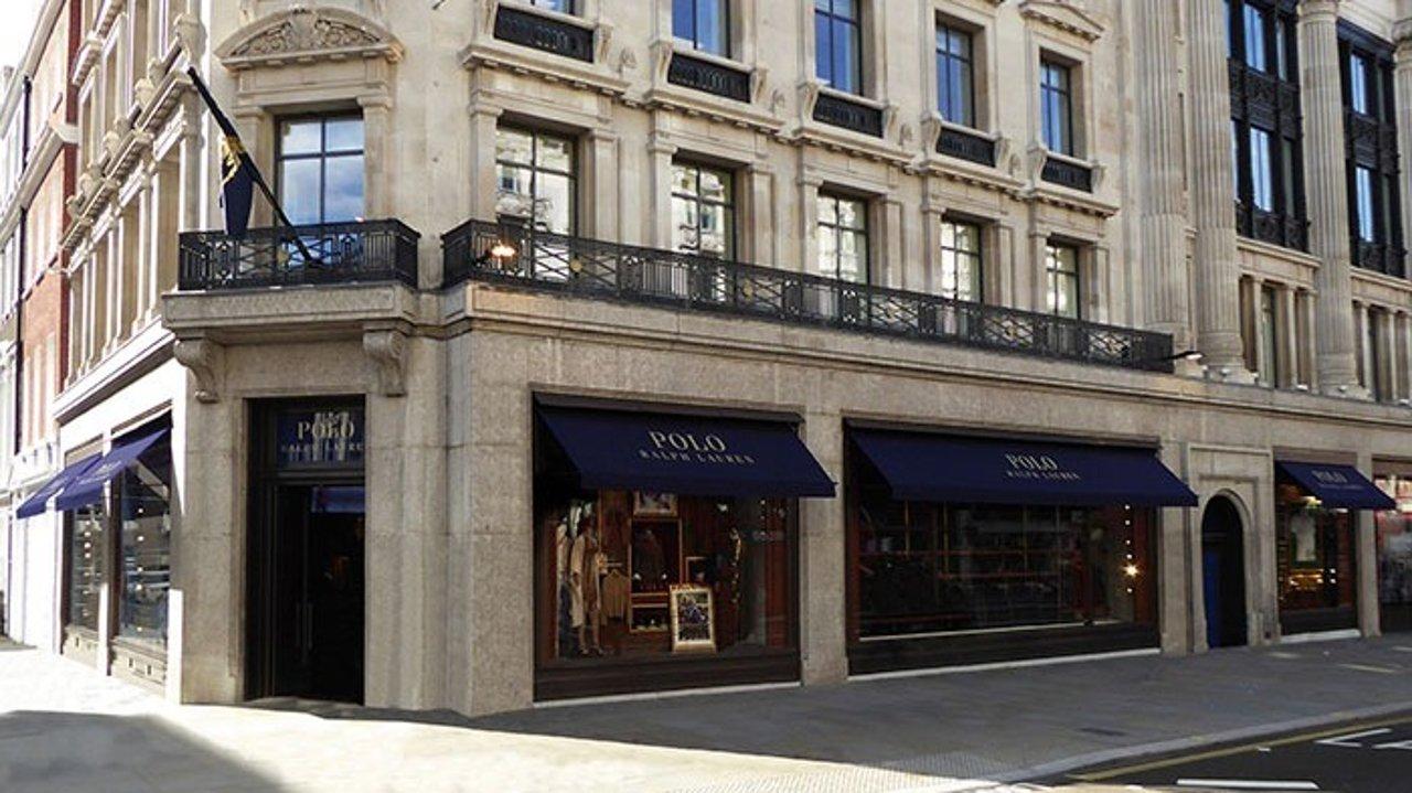 伦敦探店-Ralph Lauren摄政街旗舰店 经典美式风格与英式复古的完美融合